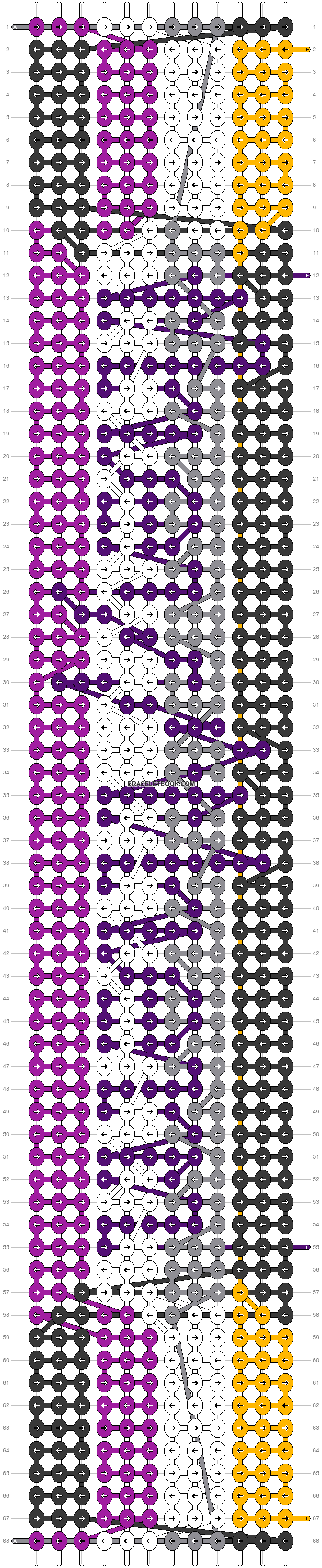 Alpha pattern #64878 pattern
