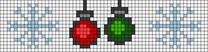 Alpha pattern #64889