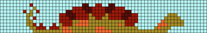 Alpha pattern #64891