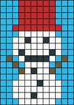 Alpha pattern #64904
