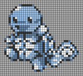Alpha pattern #64908