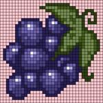 Alpha pattern #64912
