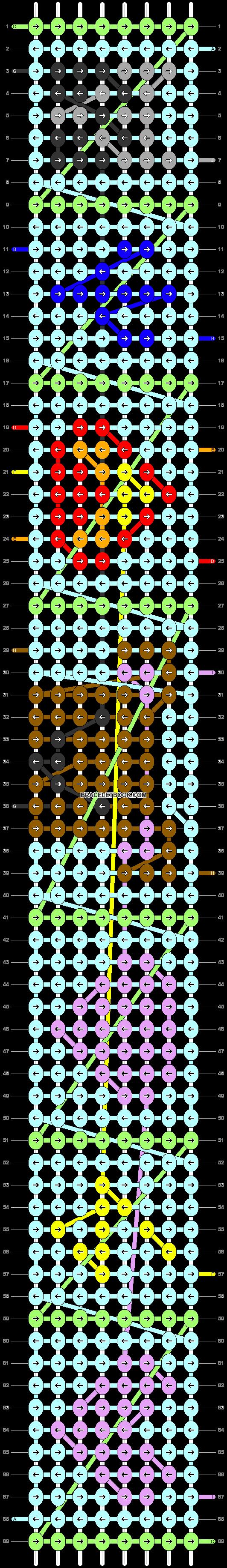 Alpha pattern #64916 pattern