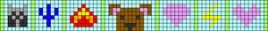 Alpha pattern #64916