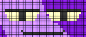 Alpha pattern #64917