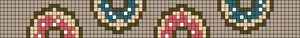 Alpha pattern #64918