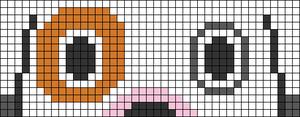 Alpha pattern #64924