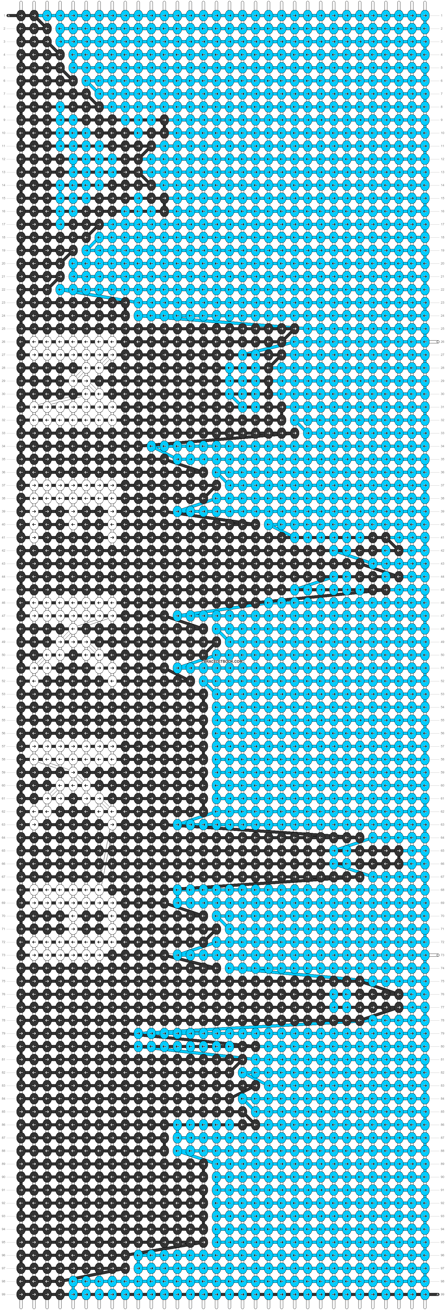 Alpha pattern #64947 pattern