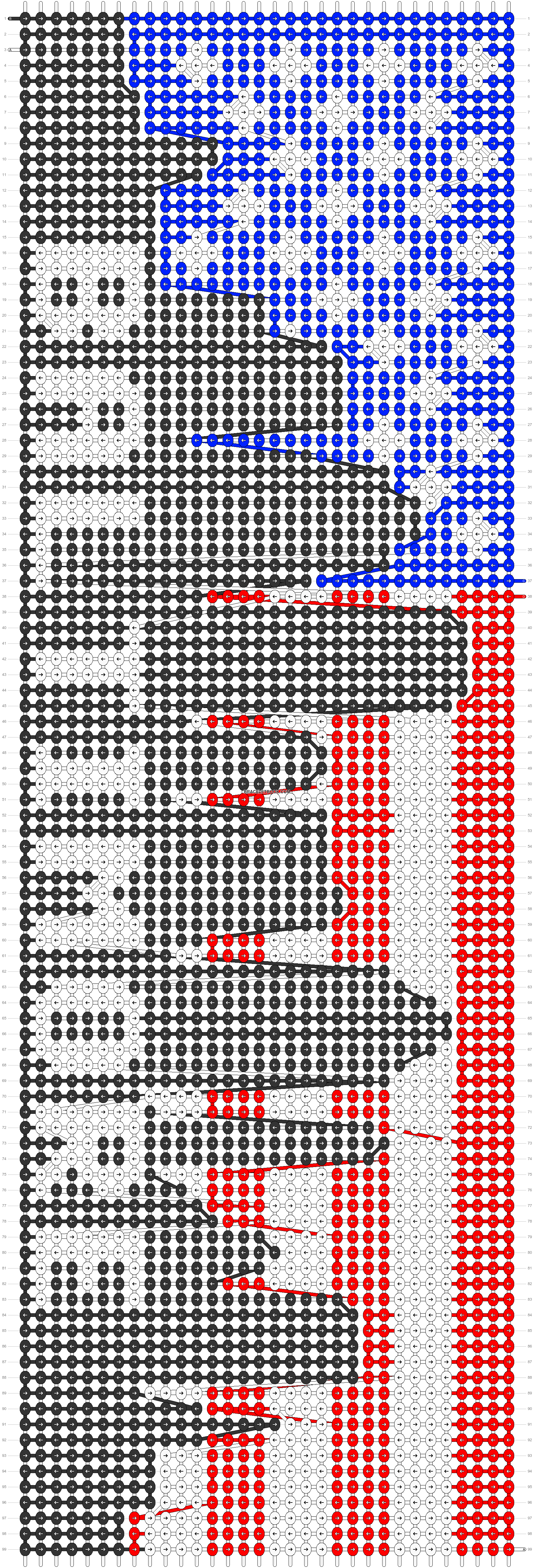 Alpha pattern #64953 pattern