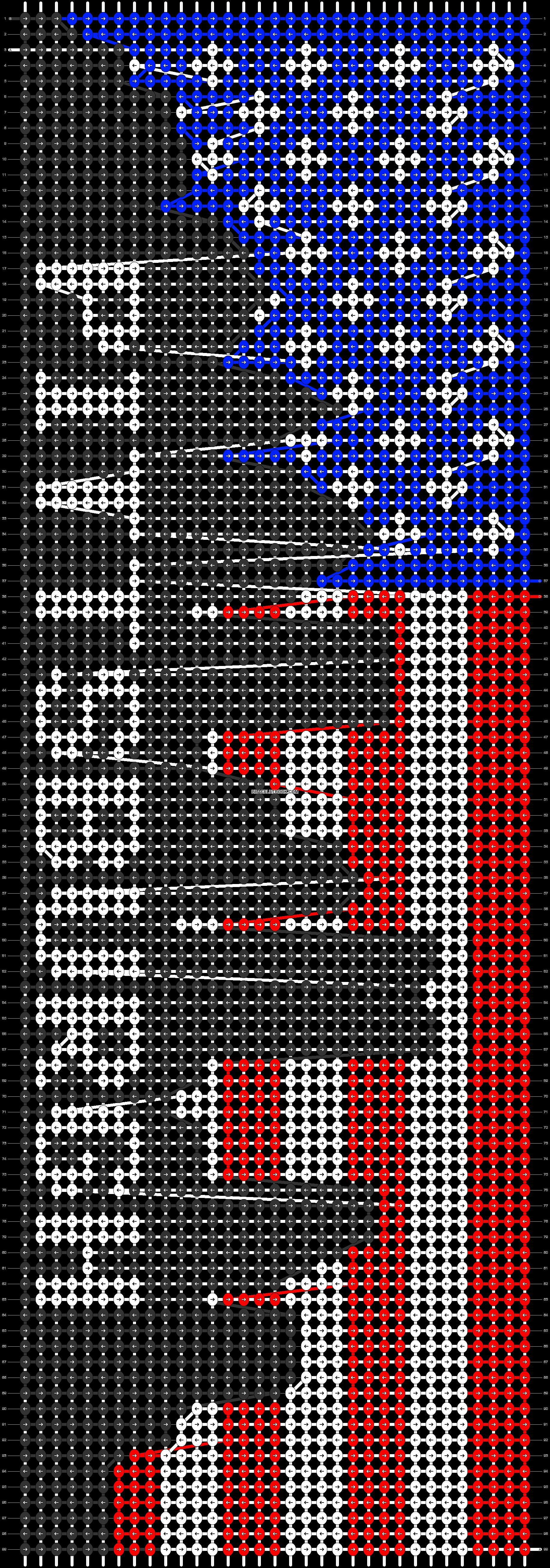 Alpha pattern #64955 pattern