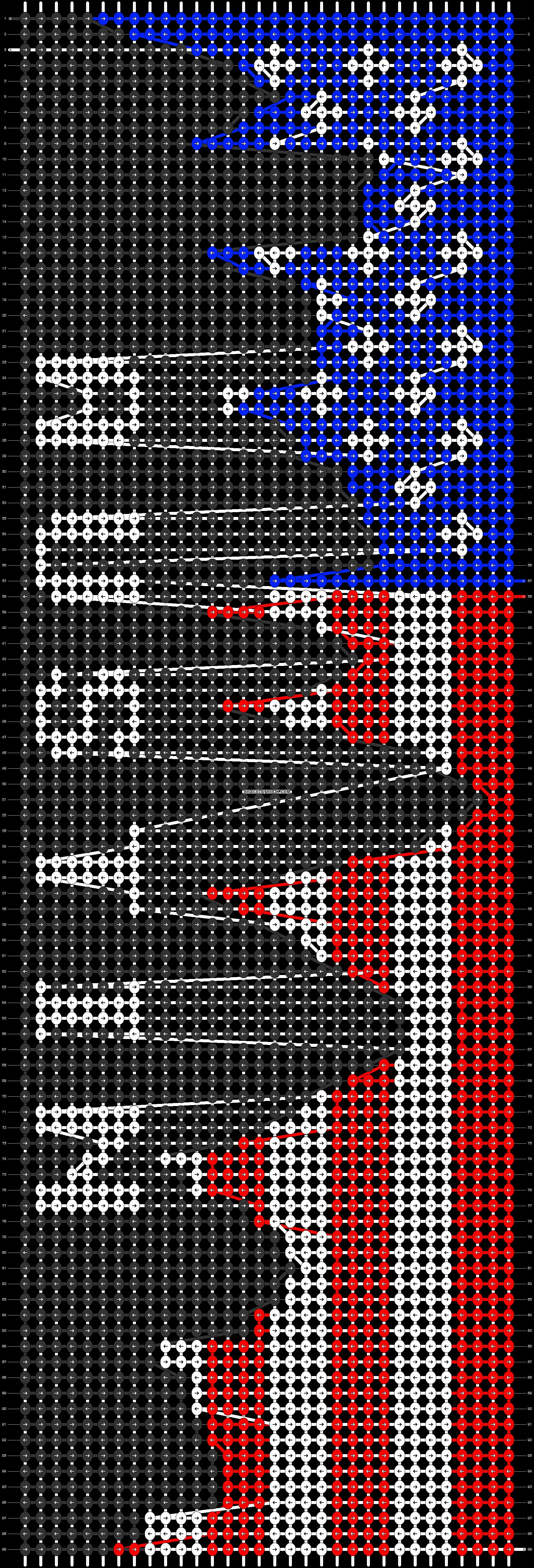Alpha pattern #64958 pattern