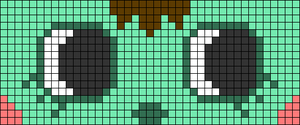 Alpha pattern #64975