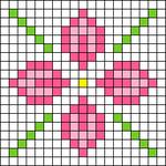 Alpha pattern #64985