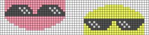 Alpha pattern #64986