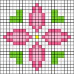 Alpha pattern #64989
