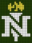 Alpha pattern #64997