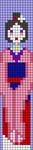 Alpha pattern #65005