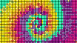 Alpha pattern #65027
