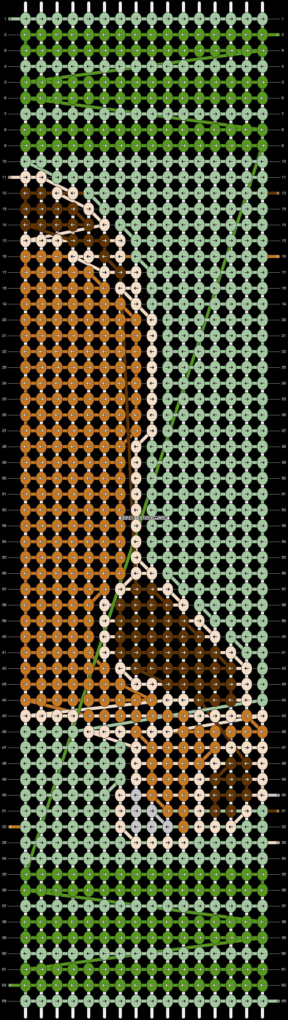 Alpha pattern #65030 pattern