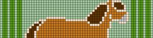 Alpha pattern #65030