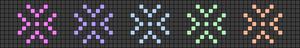 Alpha pattern #65051