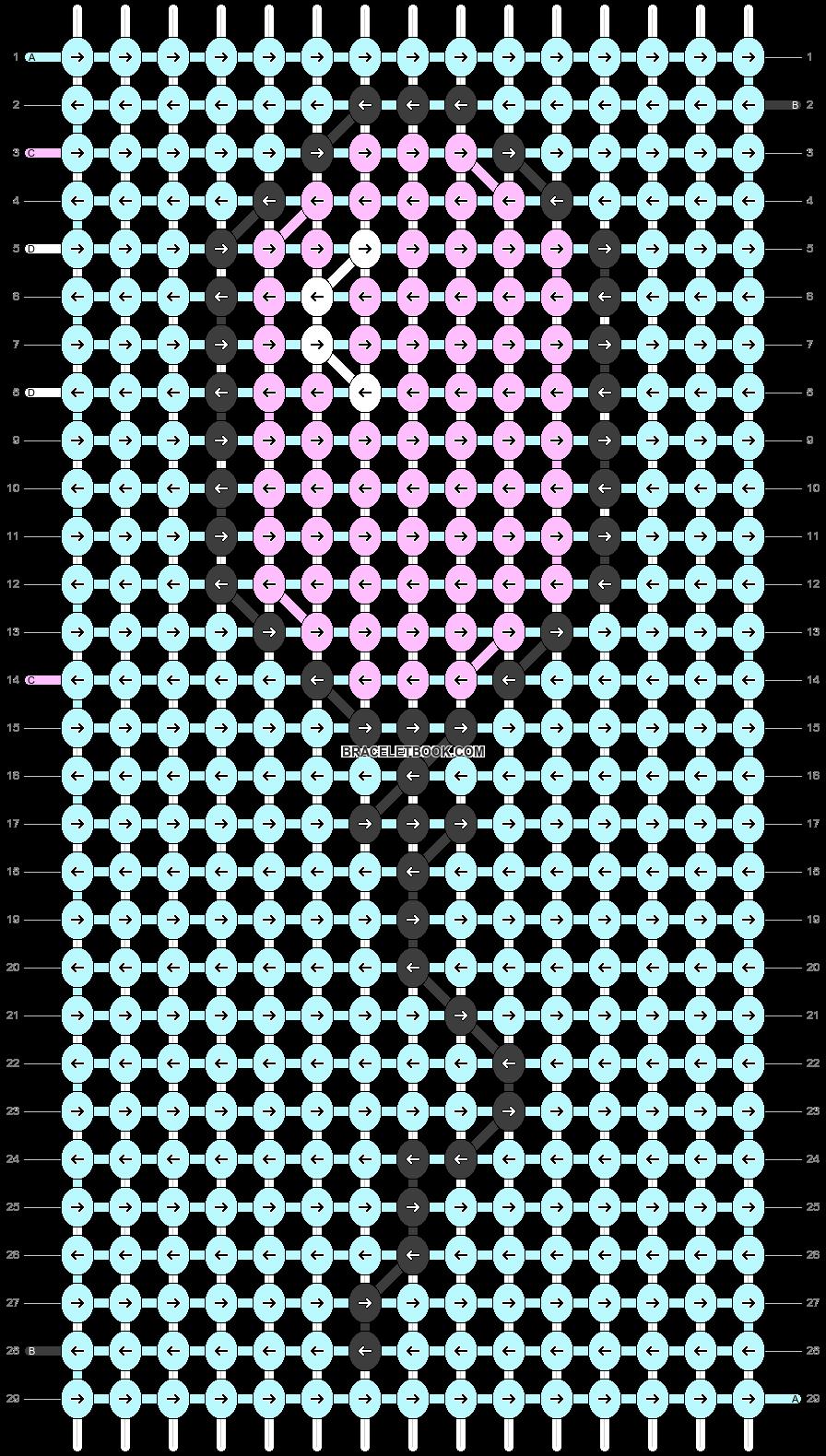 Alpha pattern #65073 pattern