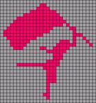 Alpha pattern #65074