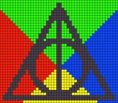 Alpha pattern #65094
