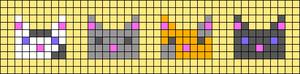 Alpha pattern #65102