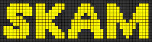 Alpha pattern #65111