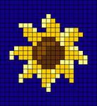 Alpha pattern #65118
