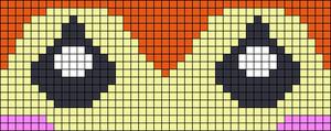 Alpha pattern #65141