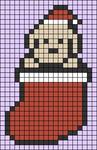 Alpha pattern #65146