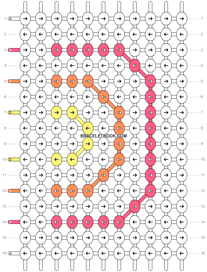 Alpha pattern #65149 pattern