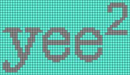 Alpha pattern #65151