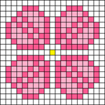 Alpha pattern #65153