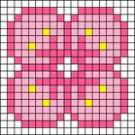Alpha pattern #65154