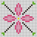 Alpha pattern #65155