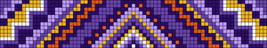 Alpha pattern #65174