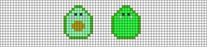 Alpha pattern #65177