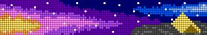 Alpha pattern #65197