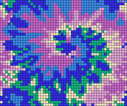 Alpha pattern #65200