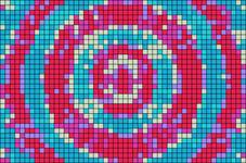 Alpha pattern #65208