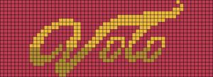 Alpha pattern #65236