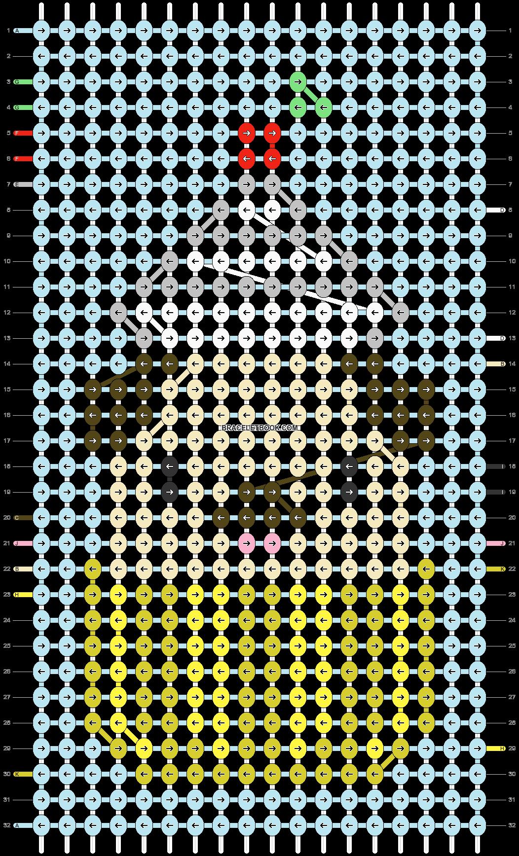Alpha pattern #65237 pattern