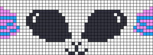 Alpha pattern #65239