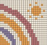 Alpha pattern #65280
