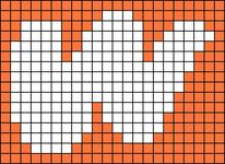 Alpha pattern #65285