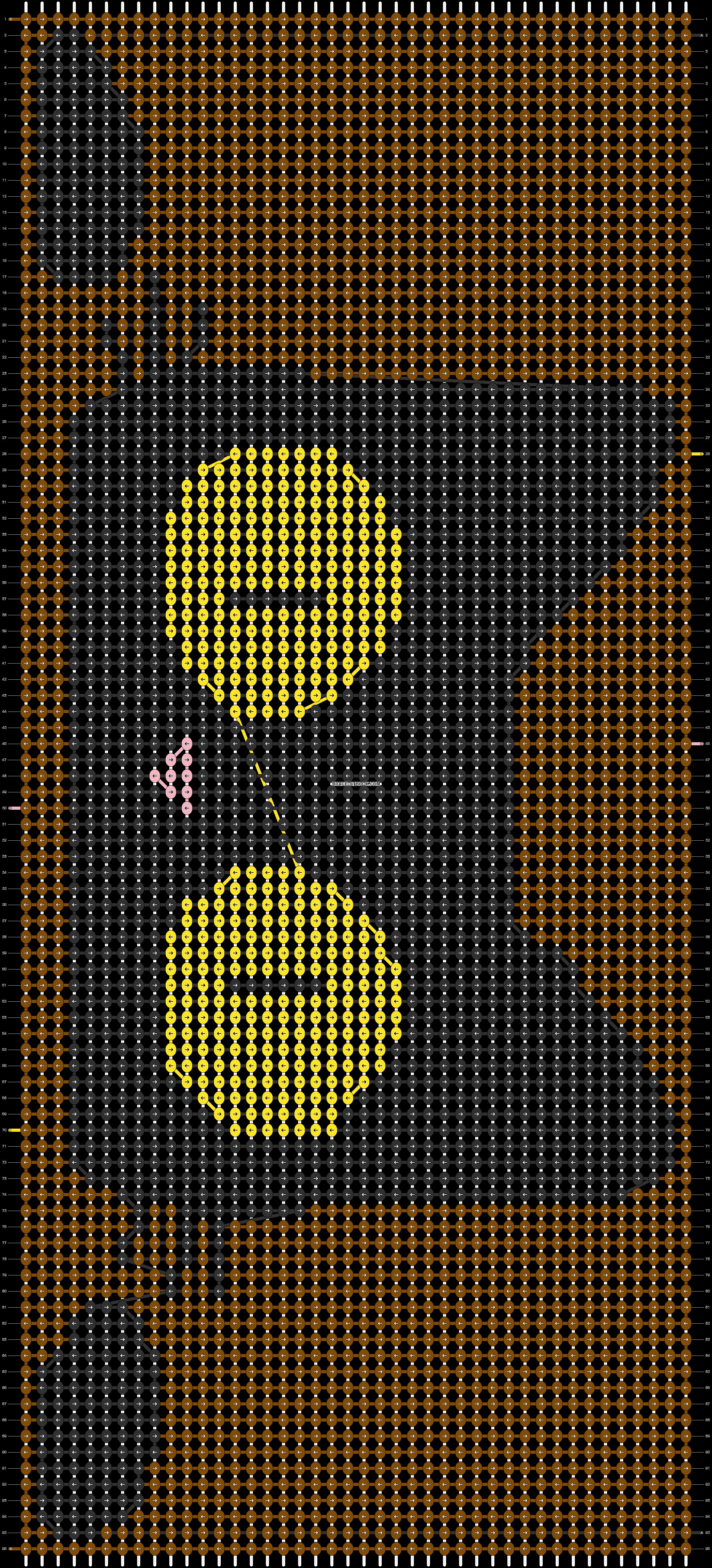 Alpha pattern #65286 pattern