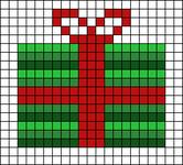 Alpha pattern #65305